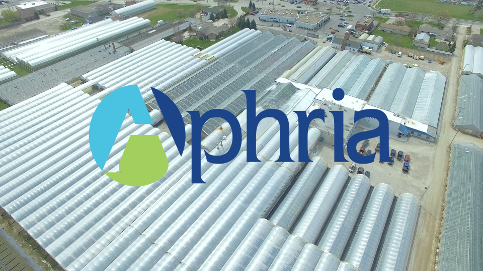 pot stock to watch: Aphria (APHA)