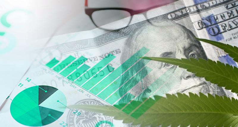 pot stocks financials