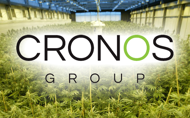 pot stocks to buy Cronos Group (CRON)