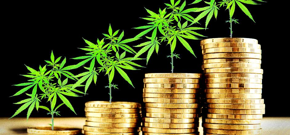 Pot stocks Banking